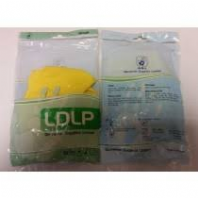 Ldlp gloveman flock lined rubber gloves Code 2045)